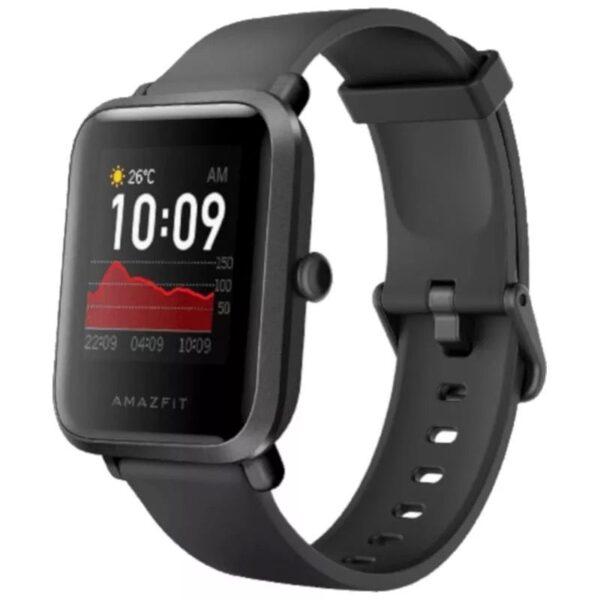 Amazfit Bip S de Xiaomi Global Edition Color Negro