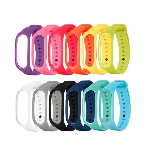 Pulsos Sports Para Smartwatch GoFit - Mi Banda Xiaomi