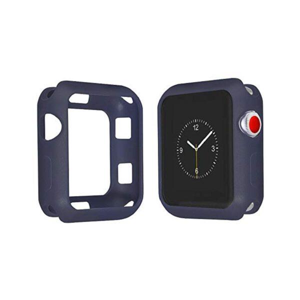 Protectores En Silicona Para reloj Apple Watch Series 1,2,3,4,5,6,SE - Varios Colores