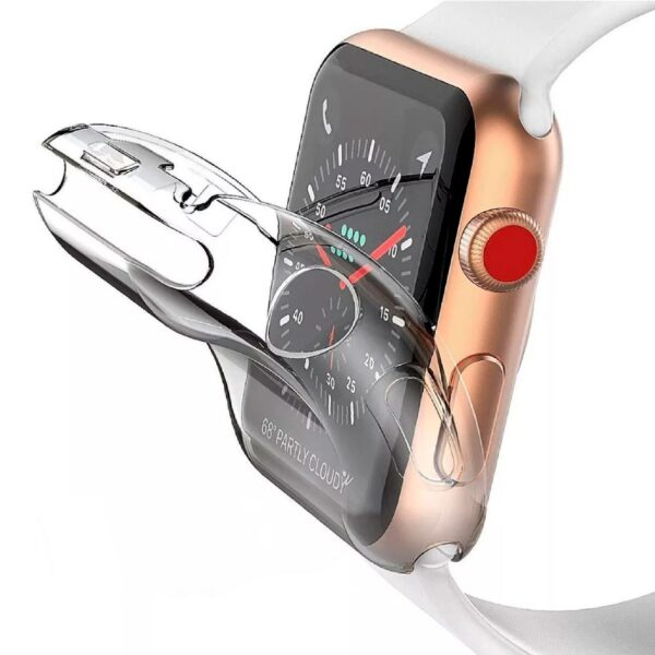 protector transparente apple watch