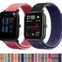 Pulsos Nylon Loop Para Amazfit o Smartwatch