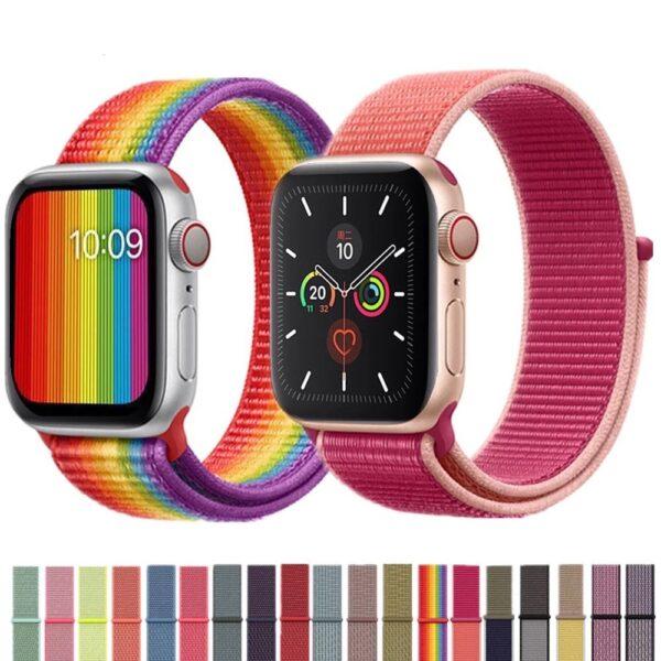 correa apple watch nylon