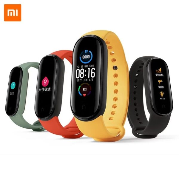 Xiaomi Mi Band 5 Global Edition Color Negro