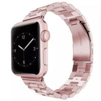 correa de acero para apple watch