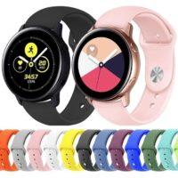 Pulso En Silicona Para Smartwatch Samsung