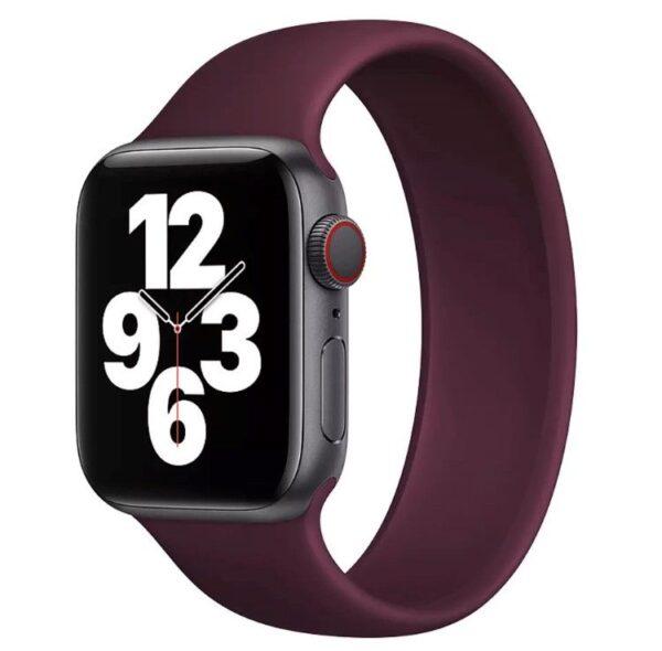 Pulsos Solo Loop para Apple Watch, 38/40mm, Series 1,2,3,4,5,6,SE