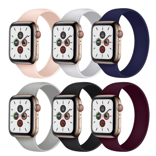 Pulsos Solo Loop para Apple Watch