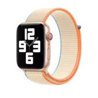 Pulso nylon loop cream para Apple Watch Series 6