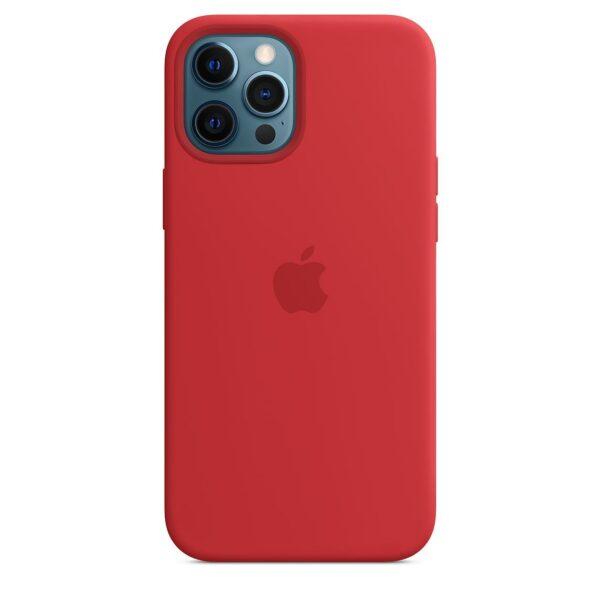 Estuche En Silicona Para IPHONE 12/12 PRO Colores Varios