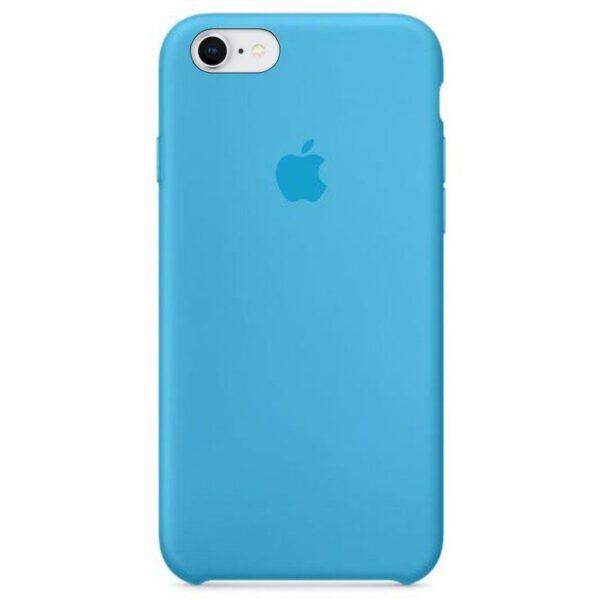 Estuche En Silicona Para IPHONE 7/8 Plus Colores Varios