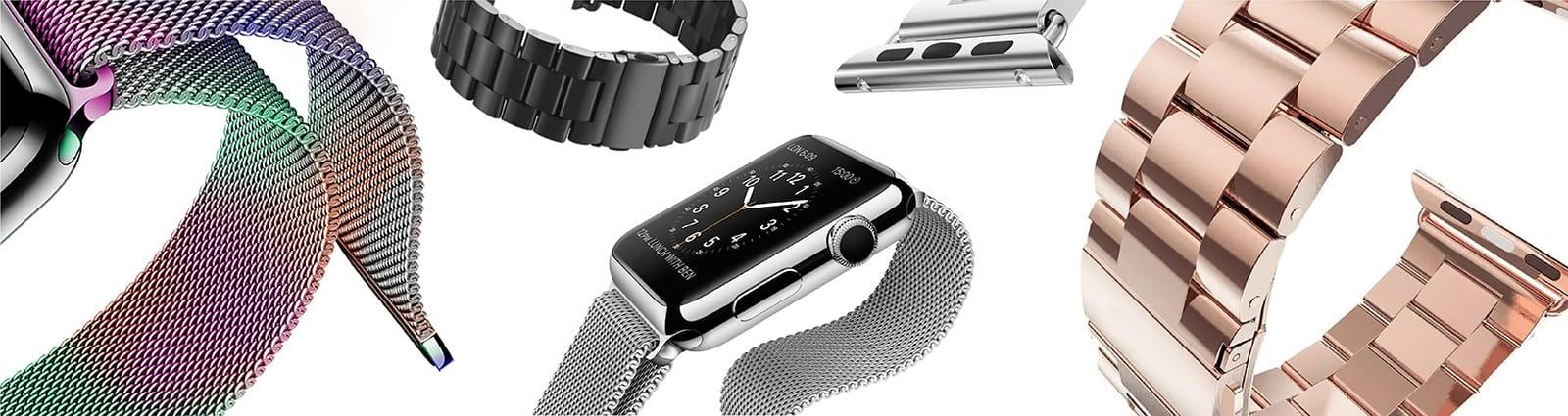 Pulsos Milanese para smart watch