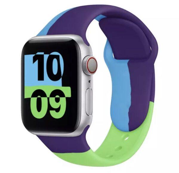 Pulsos World Unity para Apple Watch 38/40mm, Series 1,2,3,4,5,6,SE