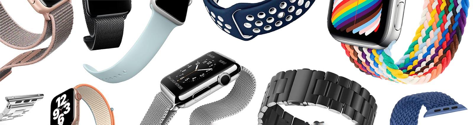pulsos para apple watch